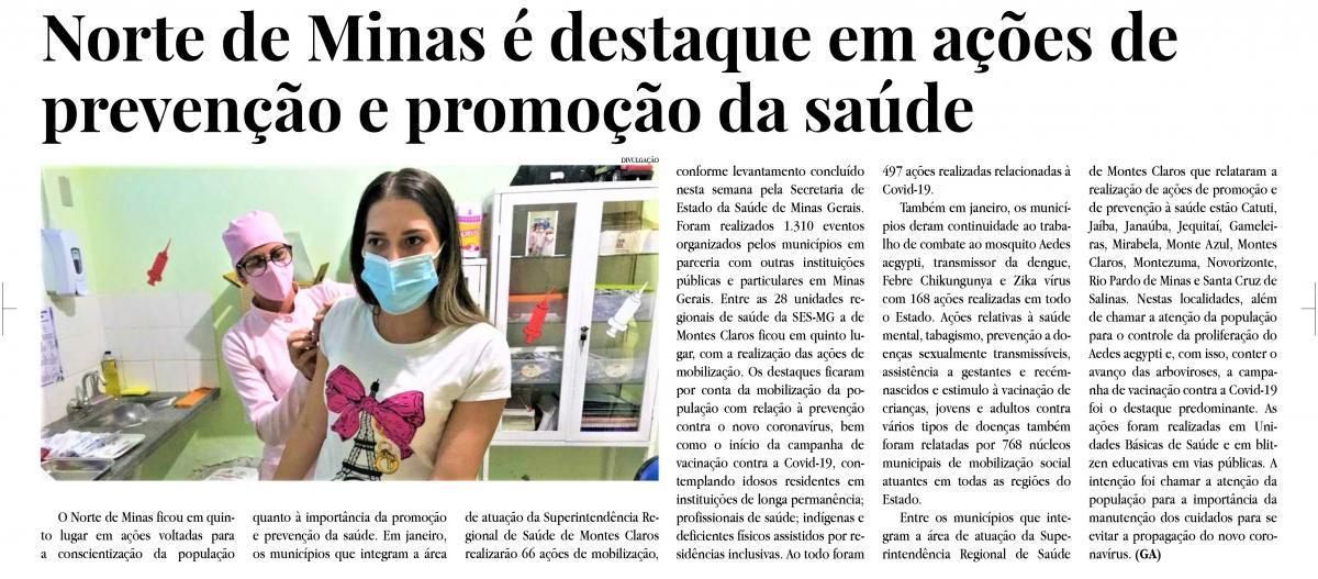 GAZETA 13 FEVEREIRO desta na saúde-9